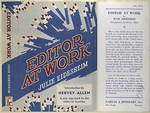 """Editor at work."" New York Public Library Digital Collections. Accessed May 11, 2016. http://digitalcollections.nypl.org/items/510d47db-d916-a3d9-e040-e00a18064a99"